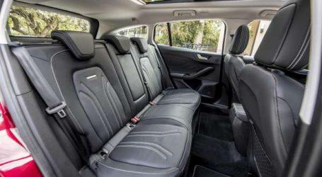 La Nouvelle Ford Focus offre aux enfants plus d'espace