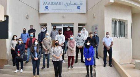 Inauguration du centre « MASSARI – ECOLE DE LA DEUXIEME CHANCE », structure pilote de réinsertion sociale et professionnelle des jeunes à Médiouna, Casablanca