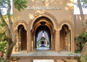 Une consécration mondiale pour le Barceló Palmeraie Marrakech !