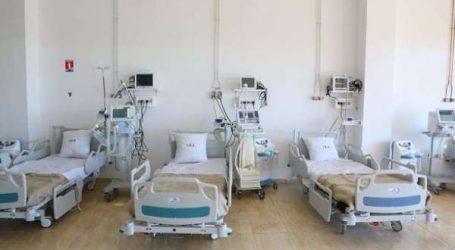 Covid-19: l'hôpital de campagne de Casablanca augmenté de 280 lits