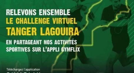 Tanger Lagouira : premier challenge sportif virtuel lancé, à l'occasion de la Marche Verte, par GC Sports en partenariat avec la MDJS